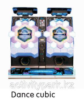 Игровой автомат - Dance cubic