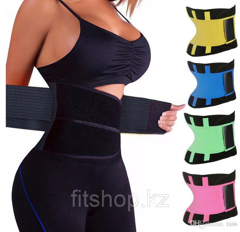 Пояс для похудения с поддержкой спины  Hot Belt Power