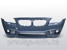 Передний бампер BMW F10 M тех. в сборе без туманок