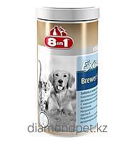 Пивные дрожжи с чесноком для собак и кошек 140т 8in1 Excel арт.109495