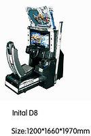 Игровой автомат - Inital D8