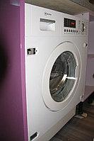 Установка втраиваемой стиральной машины