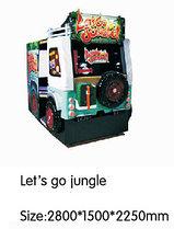 Игровой автомат - Let's go jungle