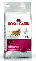 Royal Canin FIT32 Корм для кошек с умеренной активностью бывающих на улице 400гр арт.T103