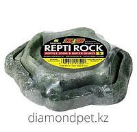Набор Combo Repti Rock: кормушка + поилка для рептилий Small Zoo Med арт.WFC-20