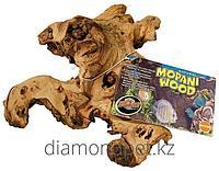Коряга Mopani Wood для аквариума или террариума 31см Zoo Med арт.MA-M