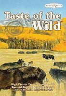 Сухой корм для взрослых собак с мясом бизона и оленины 12.7кг Taste of the Wild арт.TOW03