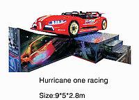 Игровой автомат - Hurricane one racing