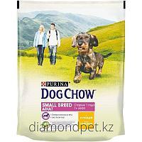 Dog chow Для взрослых собак мелких пород со вкусом курицы 2,5кг Purina арт. 12308765