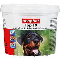 TOP 10 - витамины для собак 750таб. Beaphar арт.VIT48