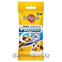 Педигри Denta Stix лакомство для мелких пород собак 45гр арт.79022001