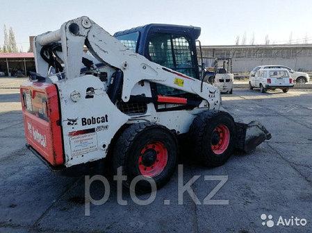 Мини погрузчик Bobcat S770, 2012 г, фото 2