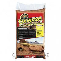 Глиняный субстрат Excavator Clay Burrowing для террариума 2.3кг Zoo Med арт.XR-05