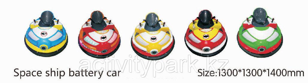 Игровое оборудование - Space ship battery car