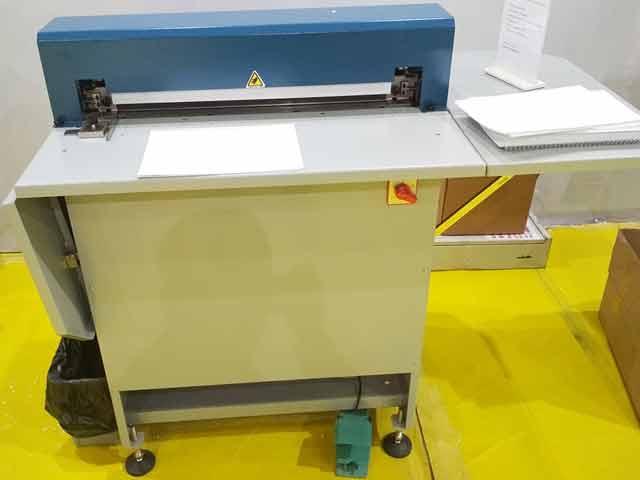 PB-600 перфорационно-обжимная машина 3 в 1