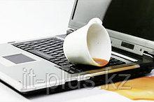 Восстановление ноутбука после пролитой жидкости