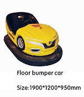 Игровой автомобиль - Floor bumper car