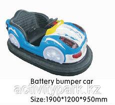 Игровой автомобиль - Battery bumper car