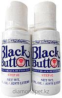 Маскирующая краска для мочки носа собак Black Button 2 x 30мл Chris Christensen арт.CHN067