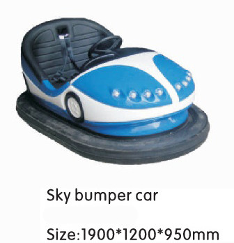 Игровые автомобили - Sky bumper car