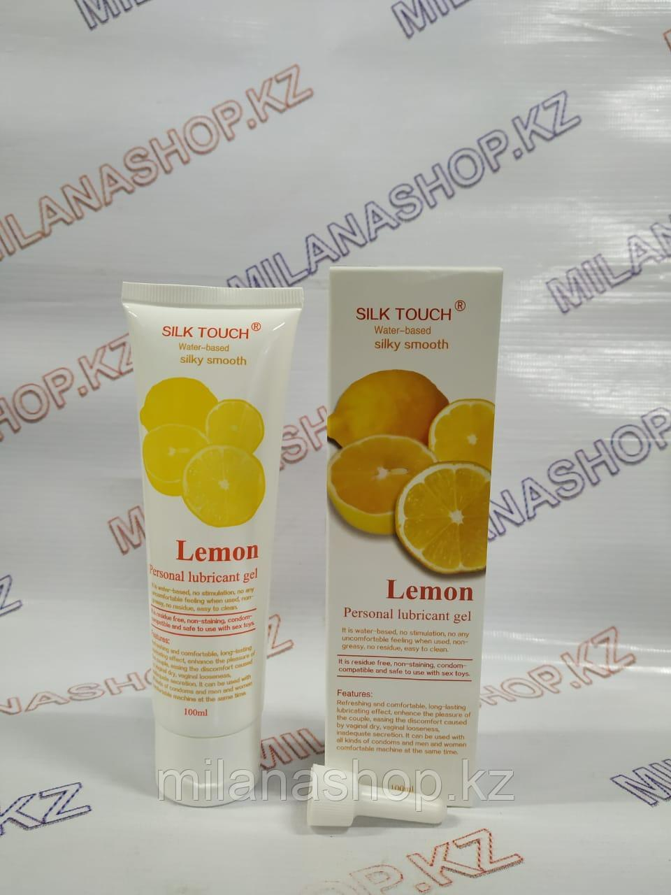 Смазка - Silk Touch - Лимон