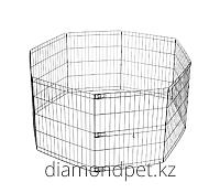 Вольер Puppy Pen 8х(62х66см) металлический M-Pets арт.10400608