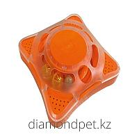 Интерактивная игрушка Орбита 23х22х8см (3xAAA батареи не в комплекте) M-Pets арт.20616299