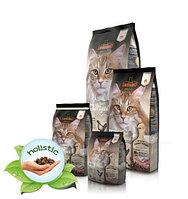 Сухой корм для крупных кошек с чувствительностью к зерновым Leonardo Adult Grain Free Maxi