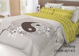 """Комплект постельного белья """"Yin Yang"""""""