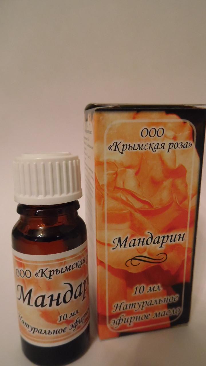 Эфирное масло мандарина, 10мл