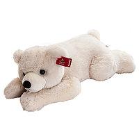 AURORA Игрушка мягкая Медведь лежачий 100 см