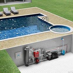 Техническое обслуживание теплообменников бассейнов