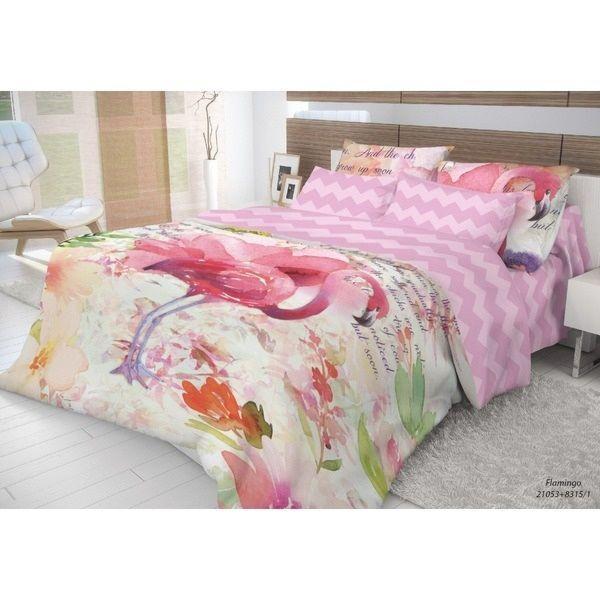 """Комплект постельного белья """"Flamingo"""""""