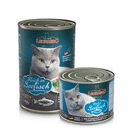 Влажный корм для кошек Leonardo All-Meat Quality Oceanfish (океаническая рыба)