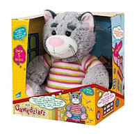 Малыши Интерактивная игрушка Кот Сказочник, фото 1