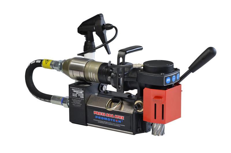 Пневматический магнитный сверлильный станок PRO-35 ADA ATEX
