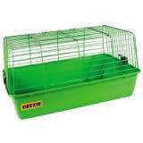 Клетка для морских свинок, кроликов, шиншилл R1, 59*35,5*31,5 см