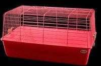 Клетка для морских свинок, кроликов, шиншилл R3, 84*48,5*38 см, фото 1