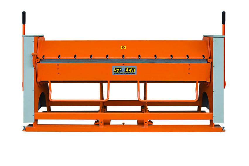 Ручной листогиб Stalex 2000/2 мм