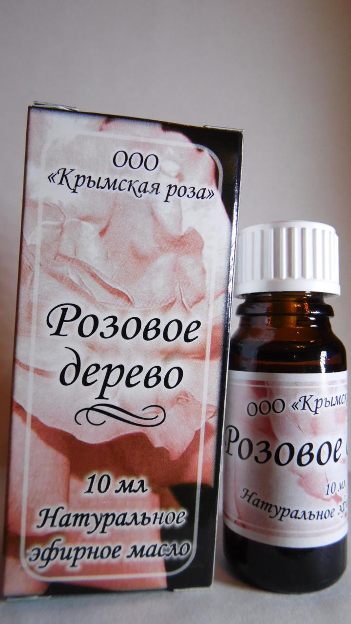 Эфирное масло Розовое дерево, 10мл.