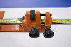 Гильотина механическая ножная Stalex Q01-1х1000, фото 3