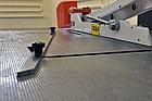 Гильотина ручная сабельного типа Stalex KHS-1250, фото 5