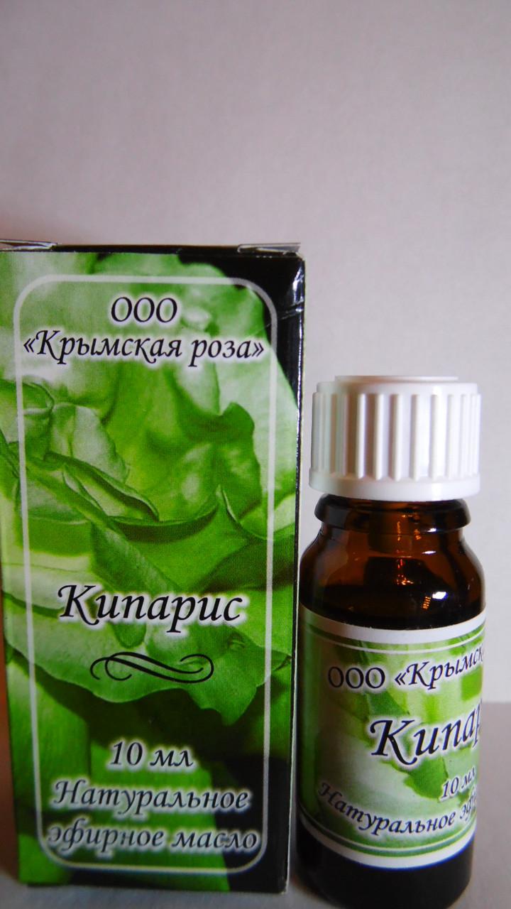 Эфирное масло кипариса, 10мл.