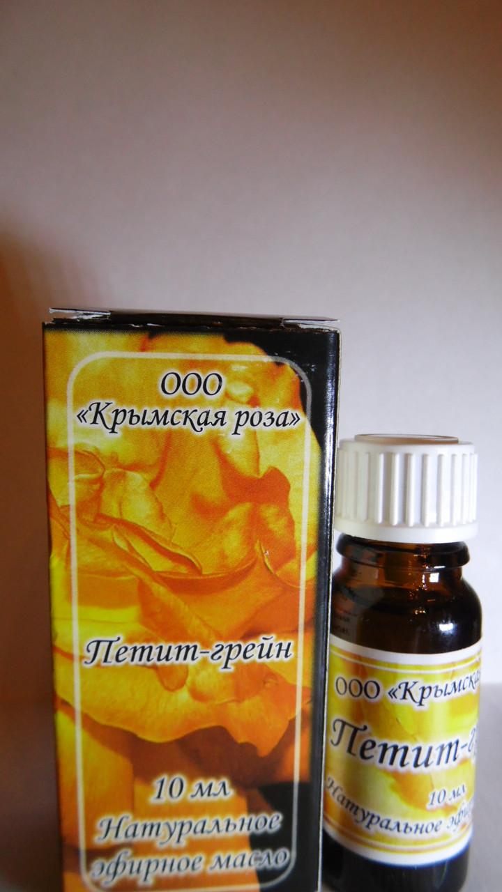 Эфирное масло петитгрейн, 10мл