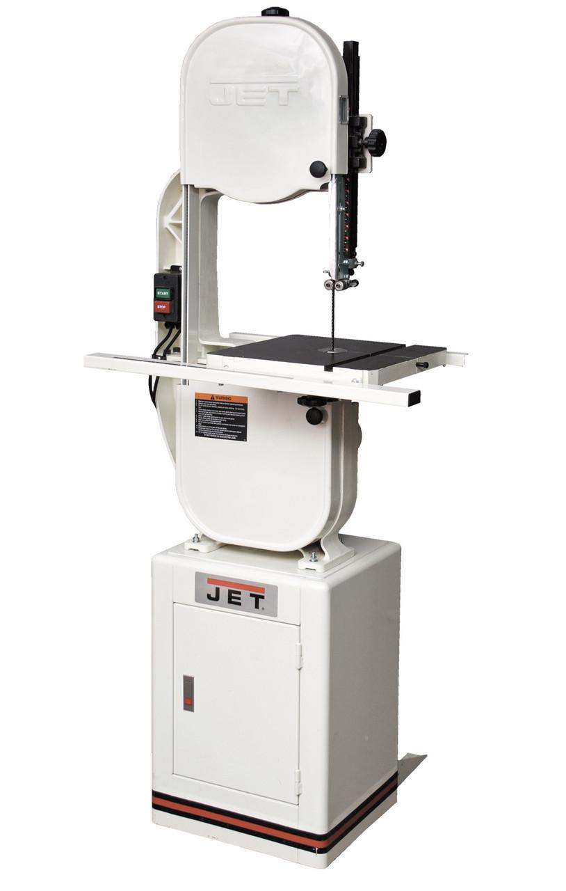 JET JWBS-14DXPRO ленточнопильный станок 230 В