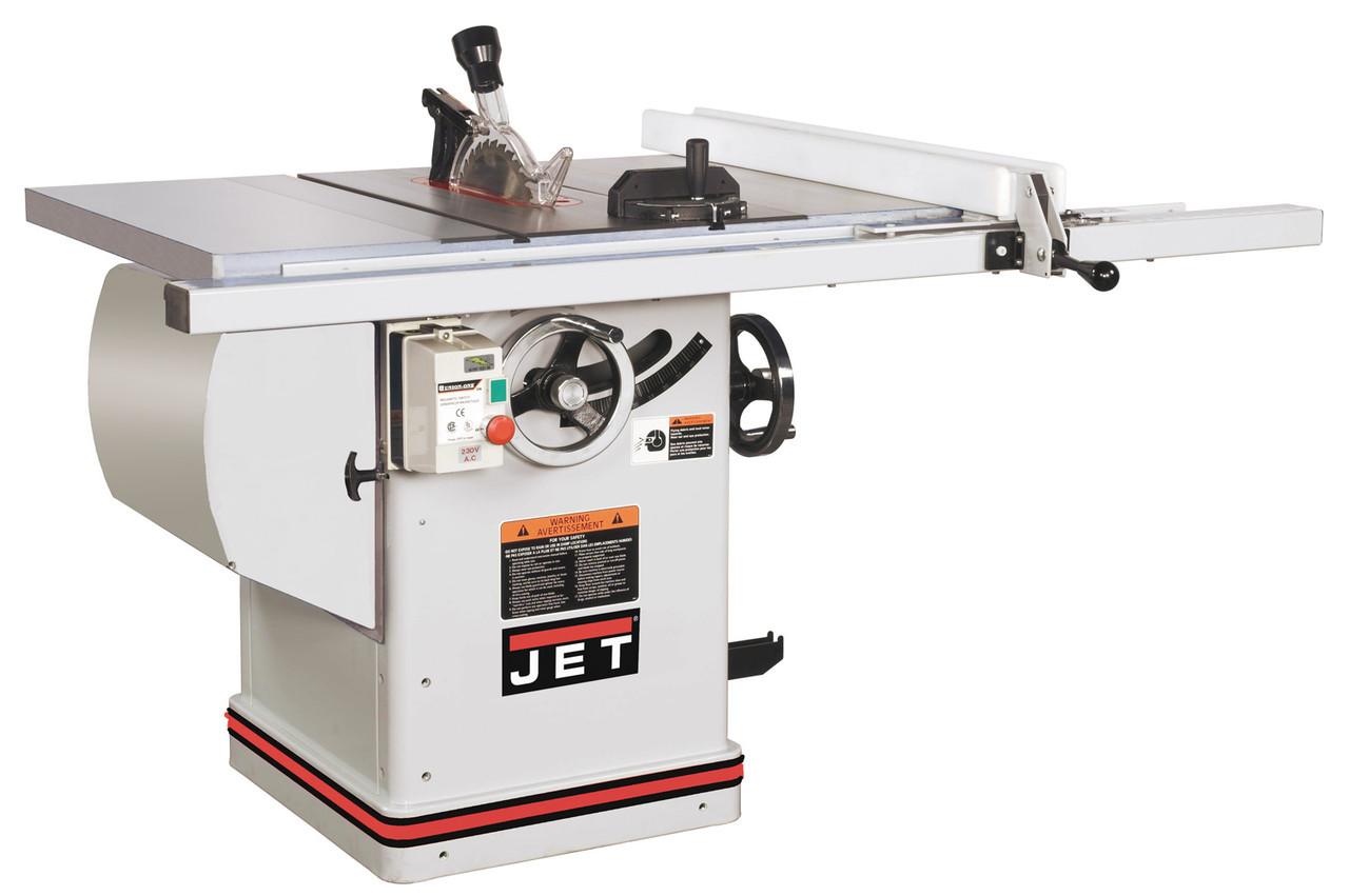 JET JTAS-10DX Циркулярная пила