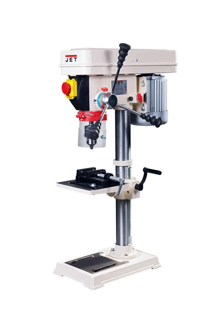 JET JDP-10L-M Настольный сверлильный станок