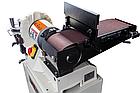 JJET JSG-96 Тарельчато-ленточный шлифовальный станок, фото 2