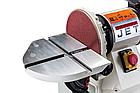 JJET JSG-96 Тарельчато-ленточный шлифовальный станок, фото 3
