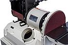 JJET JSG-96 Тарельчато-ленточный шлифовальный станок, фото 5